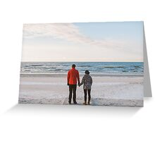 We stand together Greeting Card