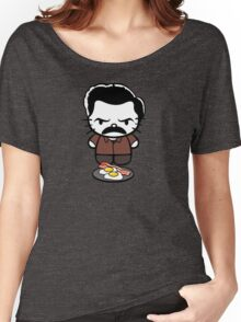 Hello Bacon and Eggs Women's Relaxed Fit T-Shirt