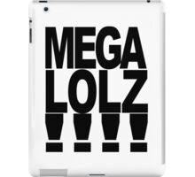 MEGA LOLZ iPad Case/Skin