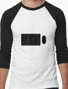 KEYBOARD AND MOUSE Men's Baseball ¾ T-Shirt