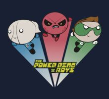 The Power Ring Boys Kids Clothes