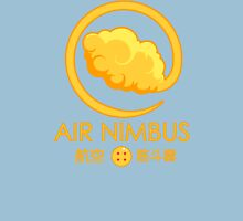 Air Nimbus (alt.) Womens Fitted T-Shirt