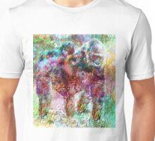 GORILLA AND BABE Unisex T-Shirt