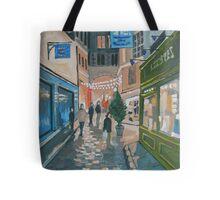 Somewhere In Paris Tote Bag