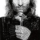 Aragorn by RikReimert