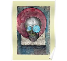 Pale Blue Eyes Poster