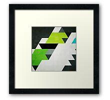 dyne wyth Framed Print