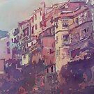 A Slice of Riomaggiore by JennyArmitage
