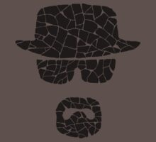 Heisenberg (black) by EvelynR