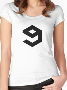 9gag Women's Fitted Scoop T-Shirt