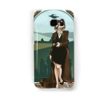 Dana Scully Art Nerdveau Samsung Galaxy Case/Skin