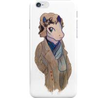 Sherlock Holmes MLP iPhone Case/Skin