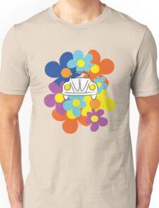 VW Flower Beetle  Unisex T-Shirt