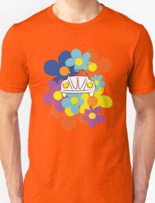 VW Flower Beetle  T-Shirt