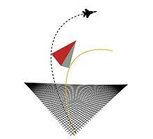 El Lissitzky flew an F-15 by Tyler Dickey
