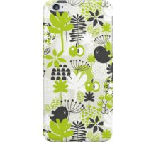 In the grass. iPhone Case/Skin