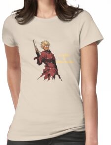 Fistful of Double Dollars Womens Fitted T-Shirt