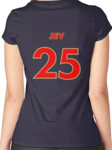 JEV 25 Women's Fitted Scoop T-Shirt