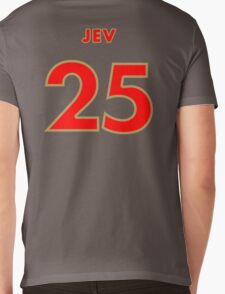 JEV 25 Mens V-Neck T-Shirt