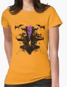 Two Shall be Made One Womens Fitted T-Shirt