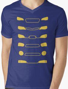 Subaru Impreza Family Mens V-Neck T-Shirt