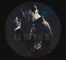Miss Me? by spiraldownwards