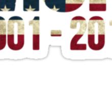 Celebration of Mcr.  Sticker