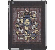 Let me tell you about a man iPad Case/Skin