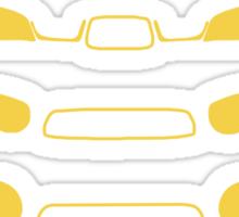 Subaru Impreza - One love Sticker