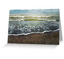 Lake Erie Lace Greeting Card