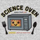 Science Oven by vonplatypus