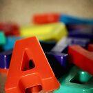 Alphabet Fun by Trish Mistric