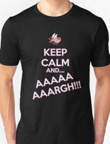 Keep Calm Courage T-Shirt