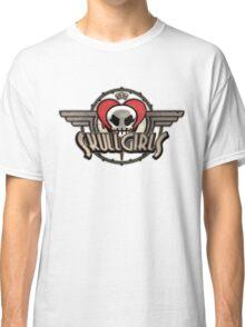 SkullGirls Logo Classic T-Shirt