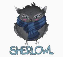 Sherlowl by sakibatch