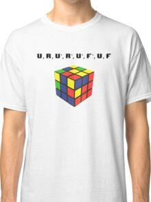 Rubik's Cube Algorithm Classic T-Shirt