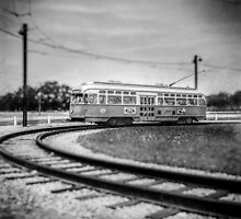 Vintage Trolley 0619 by YoPedro