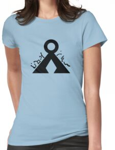 Stargate - Earth Womens Fitted T-Shirt