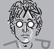 Type Lennon by mhodin