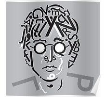 Type Lennon Poster