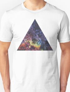 Illuminati kittens in space Unisex T-Shirt