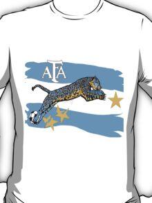Argentina Soccer (Football) T-Shirt
