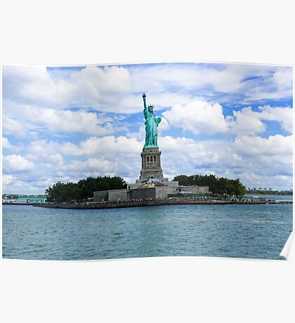 Statue of Liberty National Monument Poster