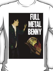 Ben Eddy (AKA Metal Benny) T-Shirt