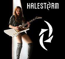 Halestorm Lzzy Hale by AxelMaster