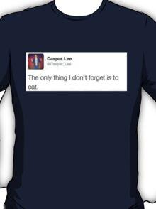 Funny Caspar Lee Tweet Shirt T-Shirt