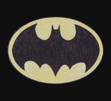 Batman Symbol by BonesToAshes