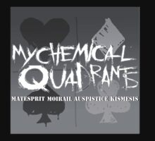 My Chemical Quadrants (2) by mystereoheart