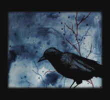 Crow Veins Baby Tee