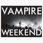 Vampire Weekend by rebeccaaasmith
